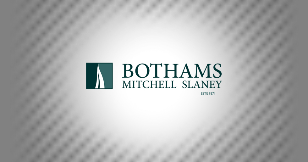 Bothams Mitchell Slaney Logo Design
