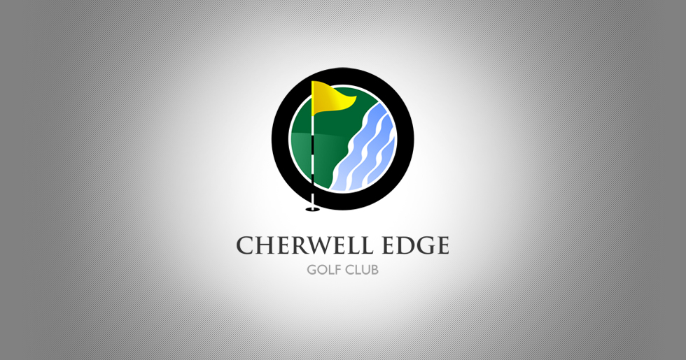 Cherwell Edge Golf Course Logo Design