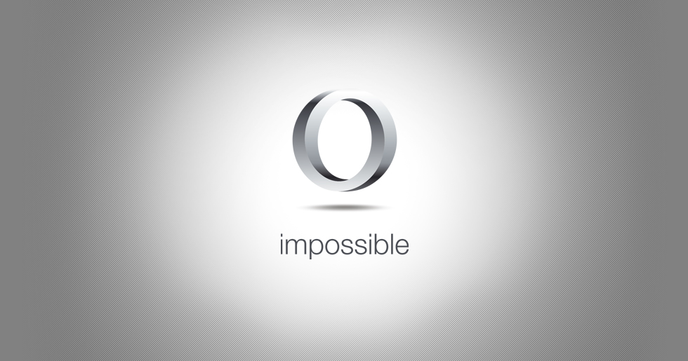 Impossible Logo Design